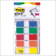 3M Post-It 683-5KP Not Kağıdı 5*20 Yaprak Index